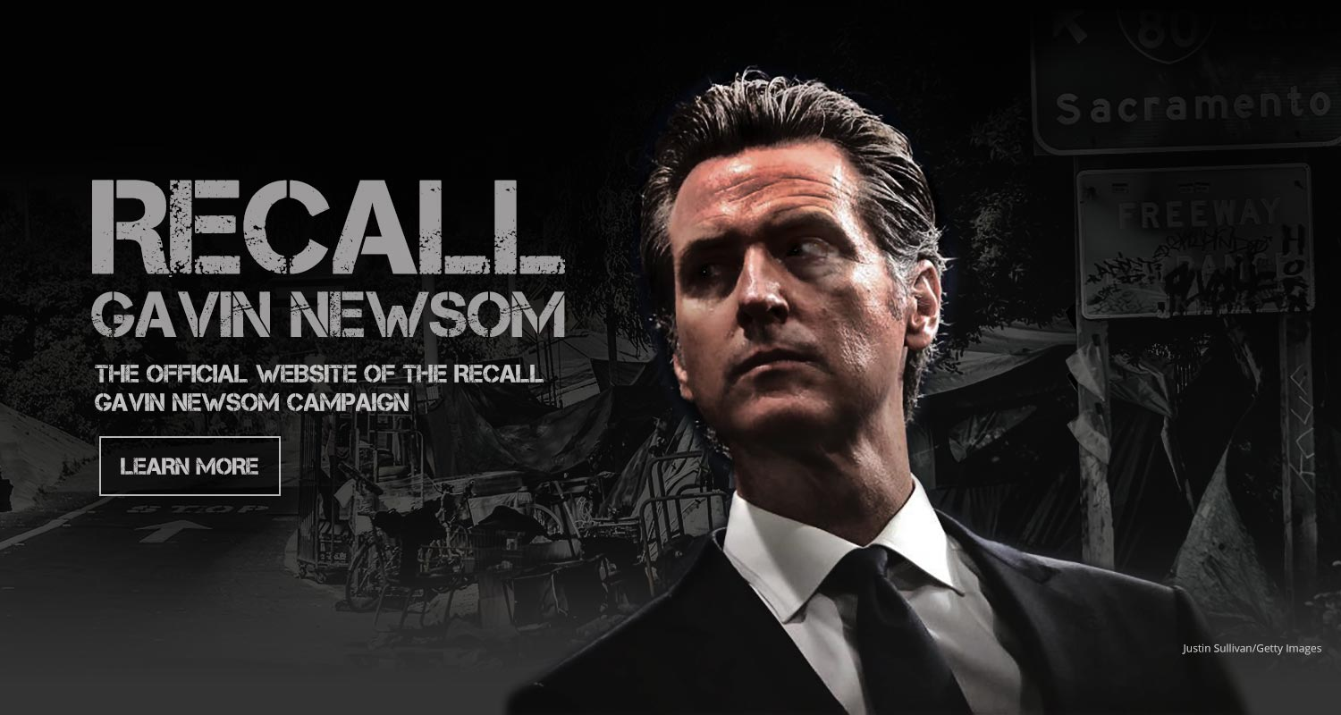 Push to recall California's Governor Gavin Newsom gains steam, supporters of the recall have until March 17, 2021,