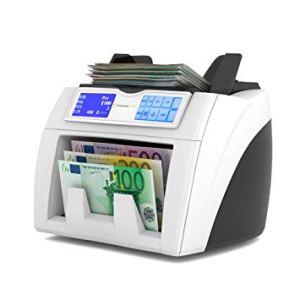 Contador / Detector de Billetes Falsos
