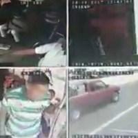 Difunden video de asalto a camión de pasajeros en #LosCabos
