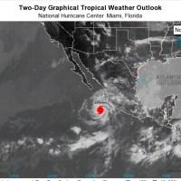 En el PACÍFICO no impactará HURACÁN DORA a #LosCabos -- Esperan lluvias benéficas