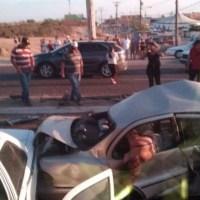 Terrible choque en #CaboSanLucas con saldo de dos personas fallecidas