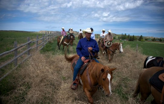 Colorado Dude Ranch Hosts Dream-Come-True Cowboy Adventure Weeks