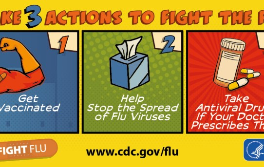 Fight Flu this Season by Getting Immunized
