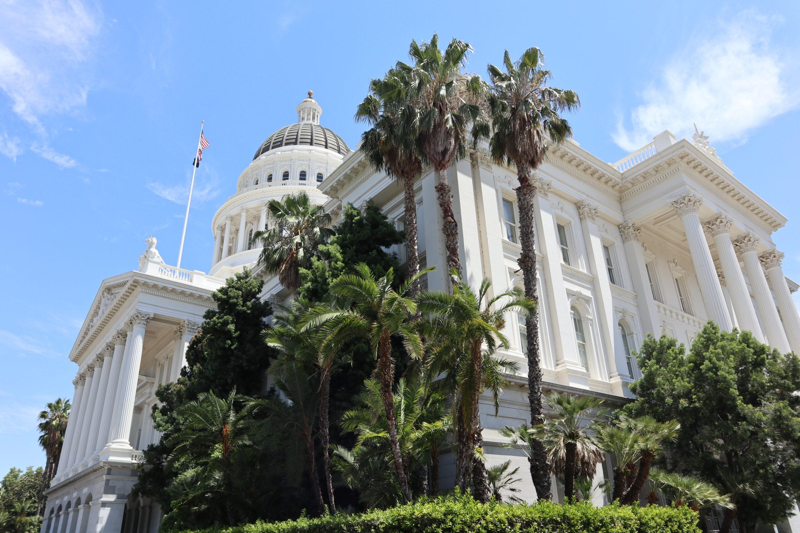 California State Capitol Building in Sacramento, California