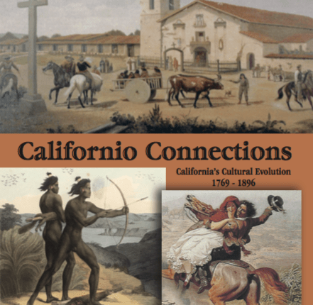 Front cover of the book Californio Connections