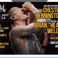 "CHESTER BENNINGTON of LINKIN PARK and BRIAN ""HEAD"" WELCH of KORN coming to Rock and Roll Fantasy Camp"