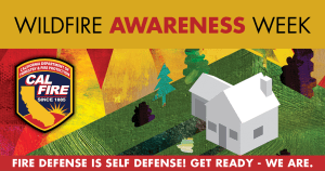 Fire Defense is Self Defense! Get Ready.
