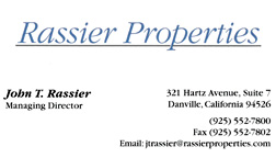 Rassier Properties