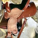 Joanne Galbraith Barrel Saddle