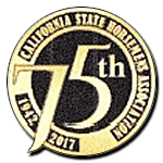 75th Anniversary Logo by Montana Silversmiths