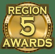 Region 5 Awards Reception