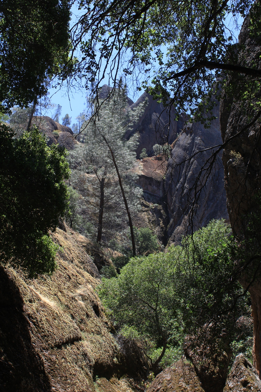 Pinnacles National Park Balconies Cave And High Peaks California Through My Lens