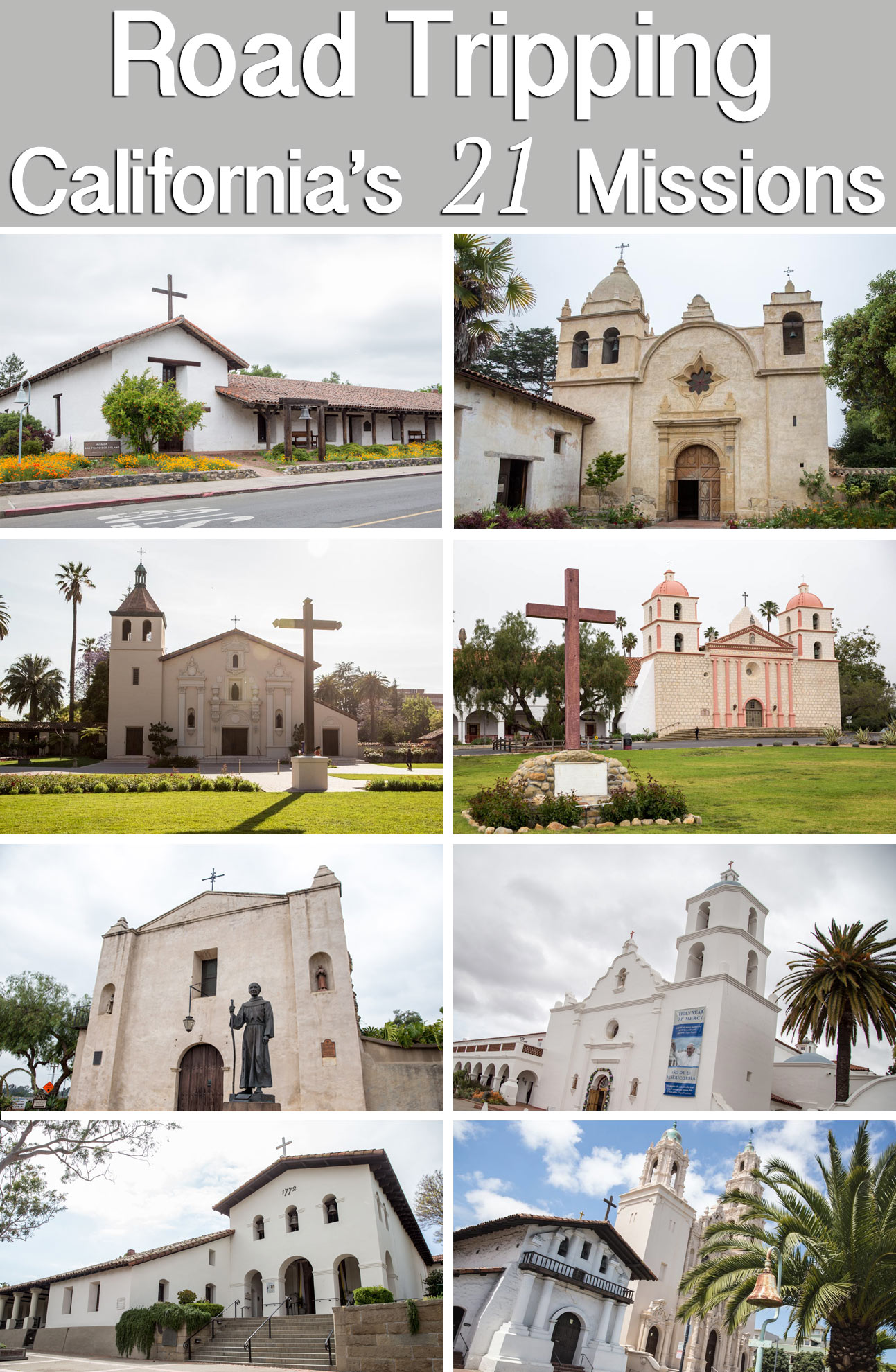 California Missions How To Visit All 21 Amp Road Trip Along