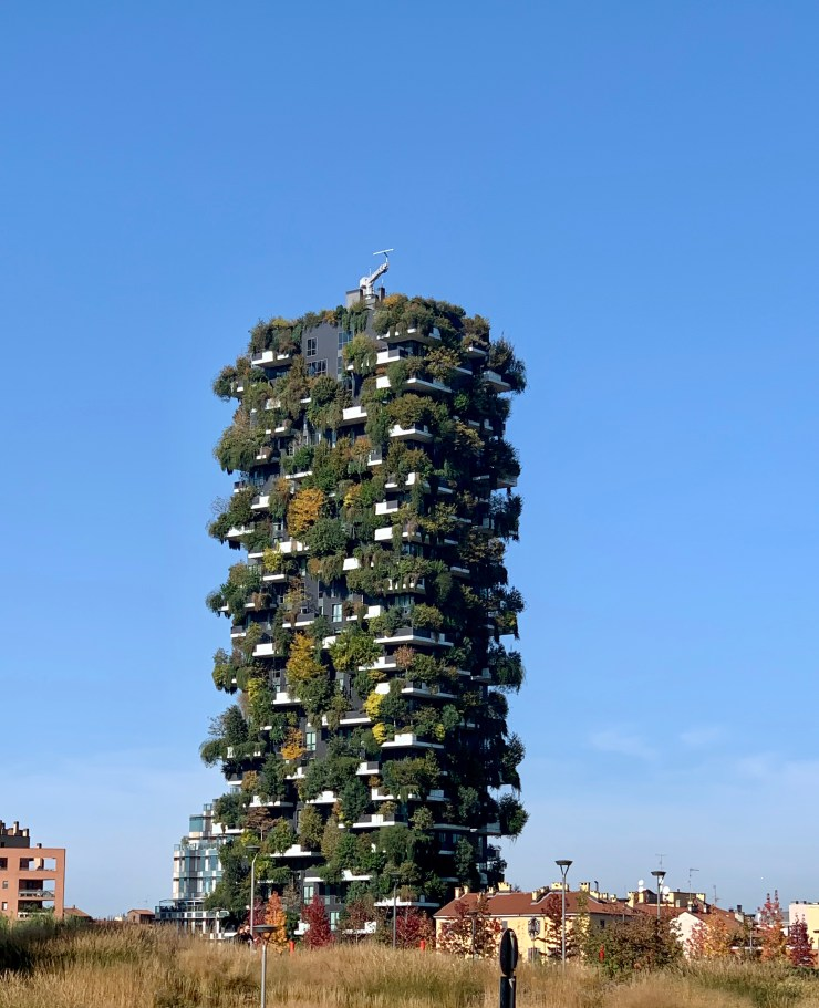 Milan tree building