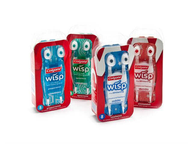 Must have - Colgate wisps