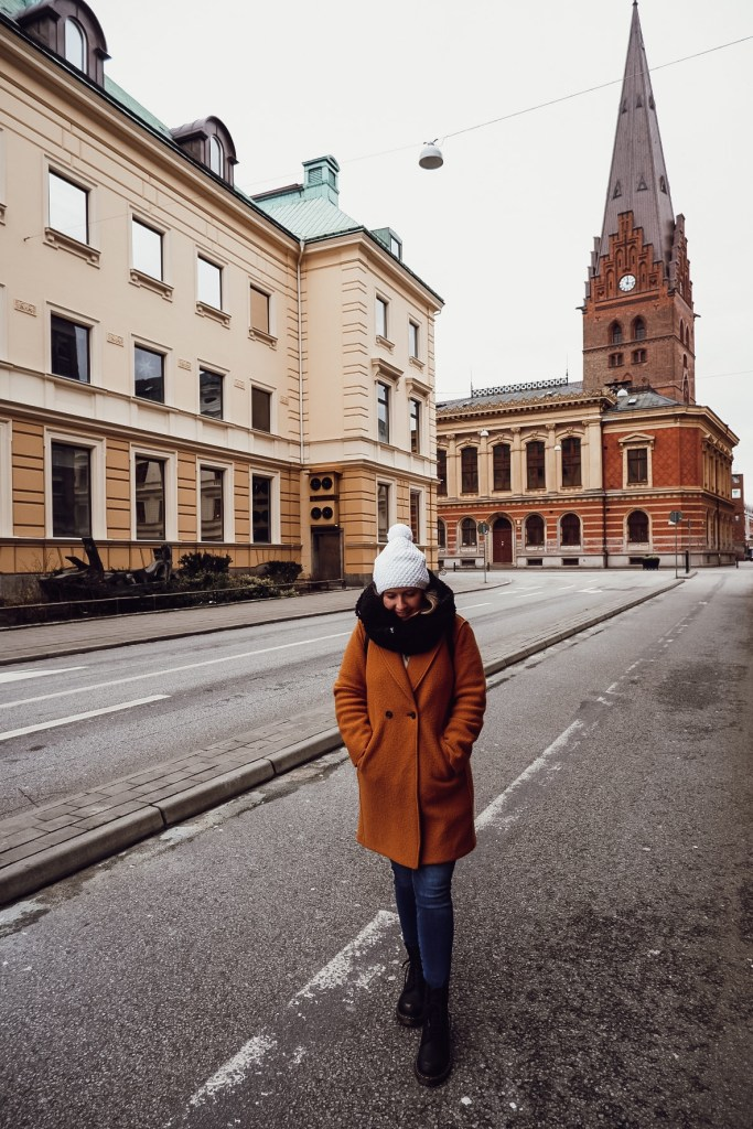 malmo saint peters church - what to see and do in 1 day