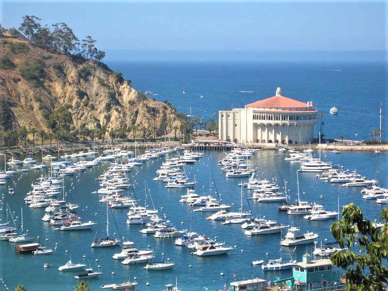 Catalina is one of the most popular weekend getaways in Southern California