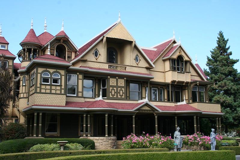 Winchester Mystery House is a California Landmark