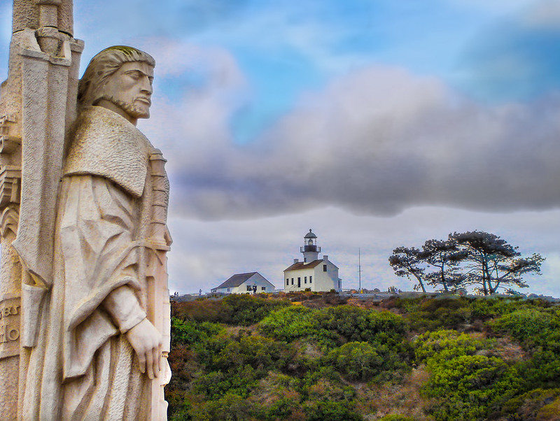 Cabrillo National Monument and Point Loma Lighthouse