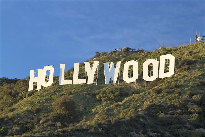 The Hollywood Sign is a Southern California Landmark