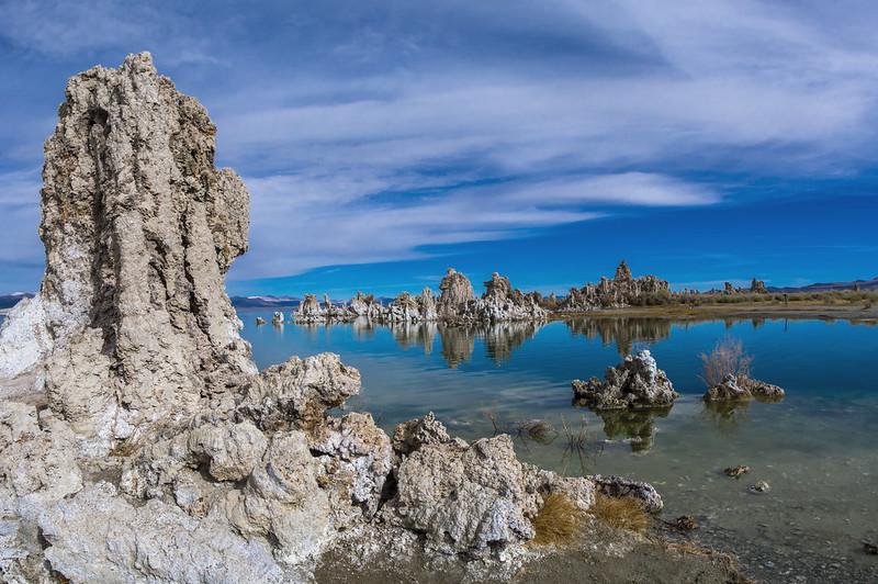Mono Lake is a California icon
