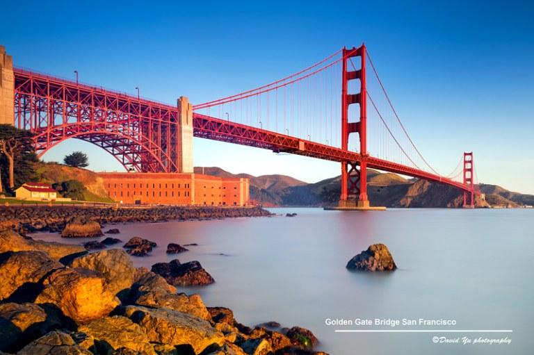 Golden Gate is a California Landmark