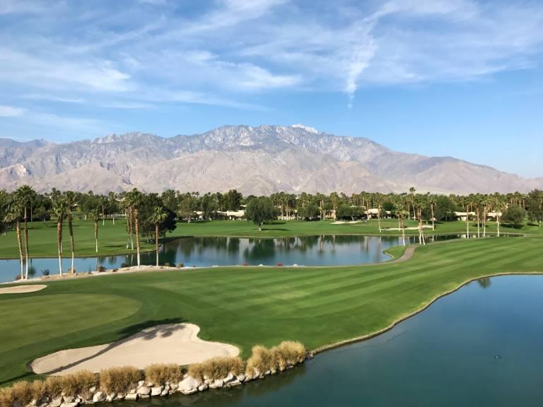 Palm Springs is a popular Southern California weekend getaway