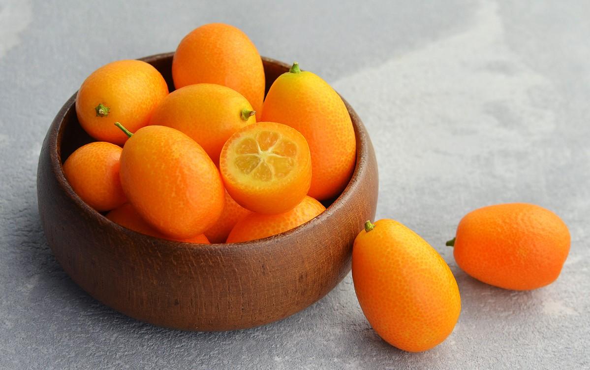 Kumquats are excellent patio trees