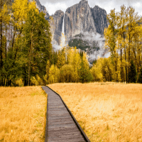 Easy Yosemite Hikes