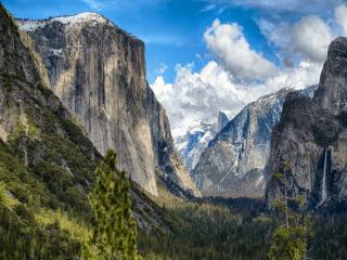 Yosemite Day Trip One Day in Yosemite