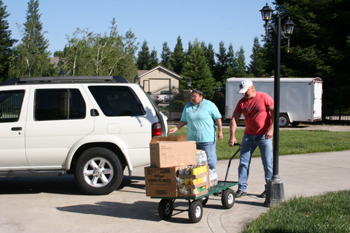 CVMT May 2012 USDA Food Distribution