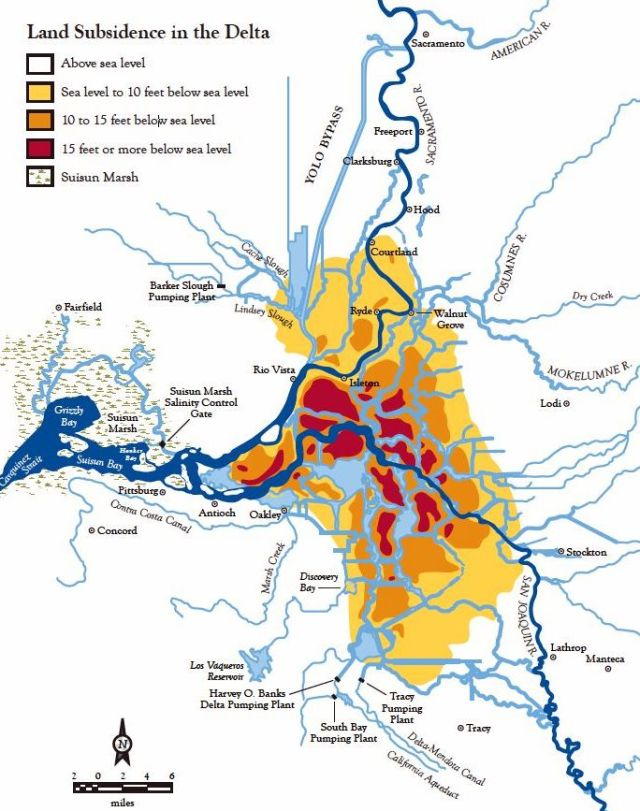 Source: Calif. Dept. of Water Resources (1995)