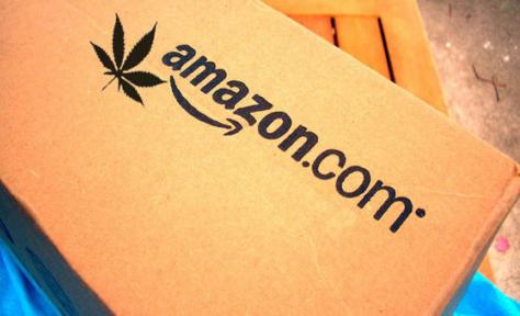 Amazon Customers Received 65 Pounds of Weed | The California Weed Blog