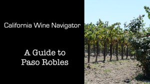 Paso Robles Tasting