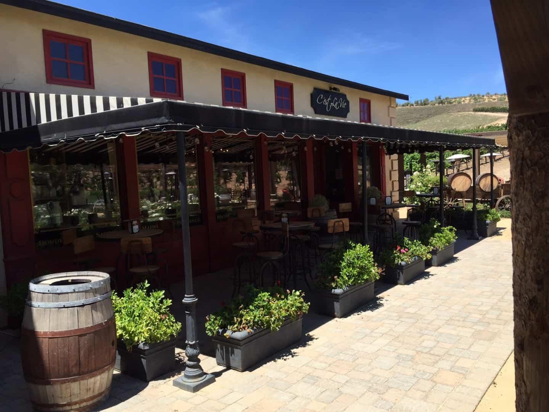 Europa Village Winery Temecula