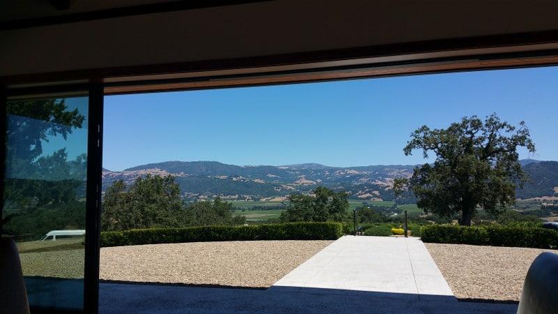 View Jordan Winery Tasting room
