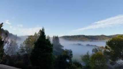 mountain vineyards in napa valley california