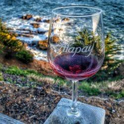 alapay beach wine trail