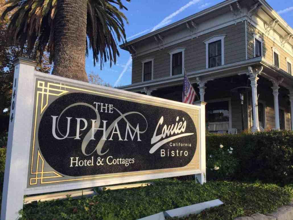 upham hotel santa barbara wine country