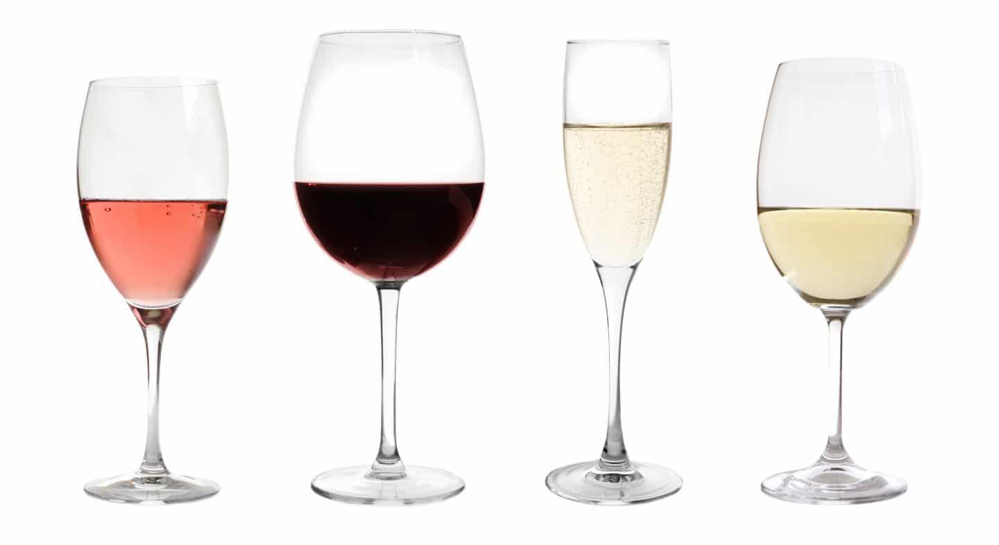 types of wine glasses which glasses do you need. Black Bedroom Furniture Sets. Home Design Ideas