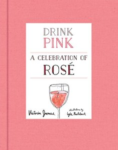 drink pink wine book
