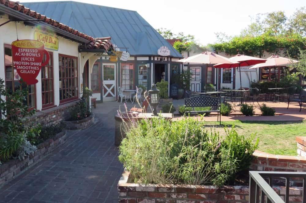 solvang restaurants and cafes