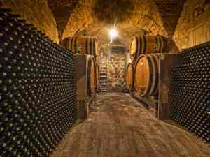 most expensive wine cellar