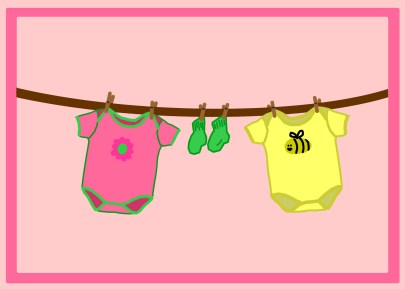 baby-girls-clothes-line