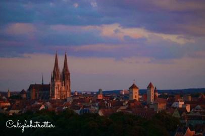 Regensburg Dult - California Globetrotter