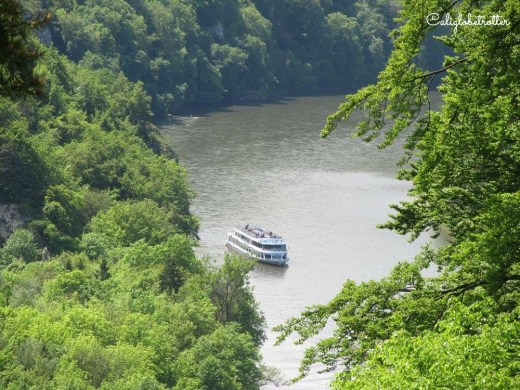 A Boat Cruise Down the Danube to Weltenburg Abbey - California Globetrotter