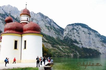 Königssee, Bavaria - California Globetrotter