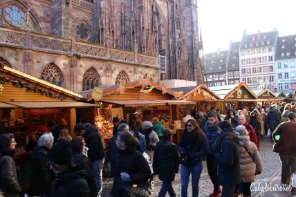 "Strasbourg is THE ""City of Christmas"" - California Globetrotter"