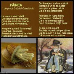 Duminicala românească: Pâinea