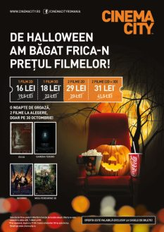 Halloween la CinemaCity